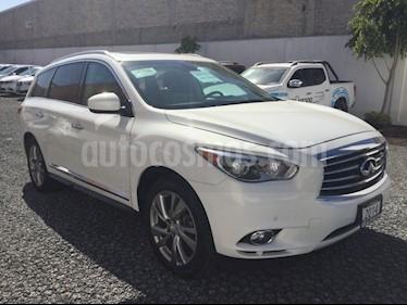 Foto venta Auto usado Infiniti QX60 3.5 PERFECTION CVT 4WD 5P 7 Plazas (2014) color Blanco precio $360,000