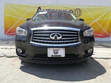 Foto venta Auto usado Infiniti QX60 3.5 Perfection Plus (2014) color Carbon precio $370,900