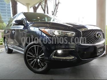 Foto venta Auto Seminuevo Infiniti QX60 3.5 Perfection Plus (2018) color Gris precio $833,000