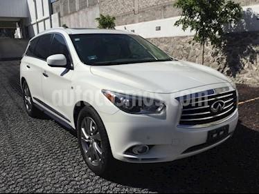 Foto venta Auto Seminuevo Infiniti QX60 3.5 PERFECTION TA AWD (2014) color Blanco precio $440,000