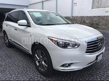 Foto venta Auto Seminuevo Infiniti QX60 3.5 Perfection (2014) color Blanco precio $449,000