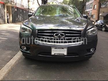 Foto venta Auto Seminuevo Infiniti QX60 3.5 Perfection (2017) color Gris precio $380,000