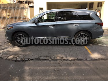 Foto venta Auto Seminuevo Infiniti QX60 3.5 Perfection (2018) color Gris precio $773,000