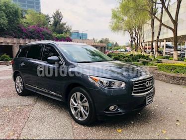 Foto venta Auto Seminuevo Infiniti QX60 3.5 Perfection (2014) color Gris precio $375,000