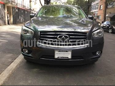 Foto venta Auto Seminuevo Infiniti QX60 3.5 Perfection (2014) color Gris precio $380,000
