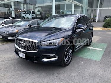 Foto venta Auto Seminuevo Infiniti QX60 Hybrid (2017) color Azul precio $779,900