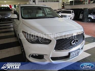 Foto venta Auto Seminuevo Infiniti QX60 Hybrid (2017) color Blanco precio $750,000