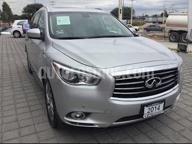 Foto Infiniti QX60 QX60 3.5 PERFECTION T/A AWD usado (2014) color Plata precio $460,000