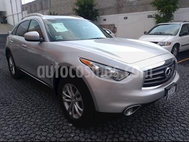 Foto venta Auto Seminuevo Infiniti QX70 3.7 Seduction (2014) color Plata precio $429,000