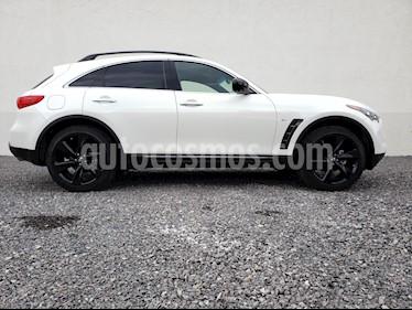 Foto venta Auto Seminuevo Infiniti QX70 3.7 Seduction (2018) color Blanco precio $773,000