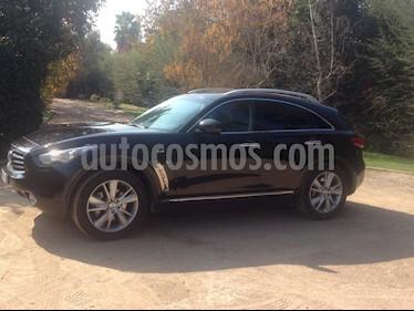 Foto venta Auto usado Infiniti QX70 3.7L Premium (2015) color Negro precio $23.500.000
