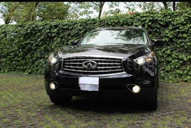 foto Infiniti QX70 5.0 Seduction