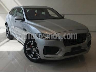 Foto venta Auto Seminuevo Jaguar F-Pace First Edition (2017) color Plata Rodio precio $1,300,000