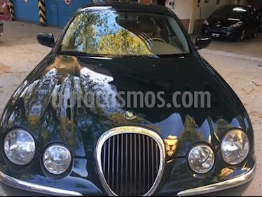 Foto venta Auto Usado Jaguar S-Type V6 3.0 (2001) color Verde precio u$s27.000