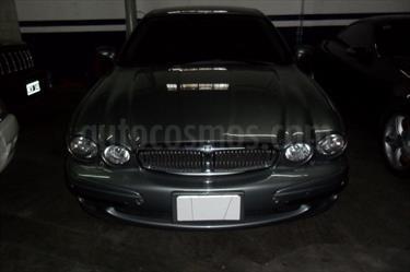 Foto venta Auto Usado Jaguar X-Type 2.0 V6 SE (2006) color Gris precio u$s24.500
