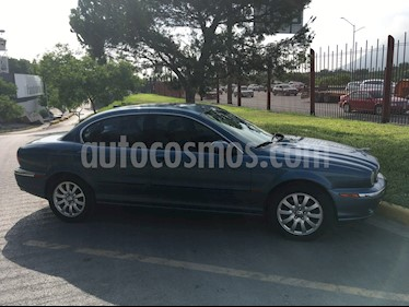 Foto venta Auto Seminuevo Jaguar X-type 2.5L V6 Aut (2002) color Azul Metalizado precio $60,000