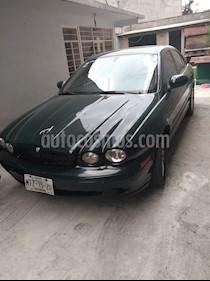Foto venta Auto Seminuevo Jaguar X-type 3.0L V6 Sport Aut (2002) color Verde Oliva precio $73,000