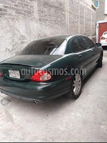 Foto venta Auto Usado Jaguar X-type 3.0L V6 Sport Aut (2002) color Verde Oliva precio $73,000