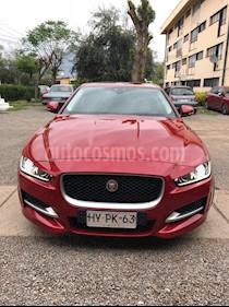 Jaguar XE 2.0L R-Sport  usado (2016) color Rojo precio $17.900.000