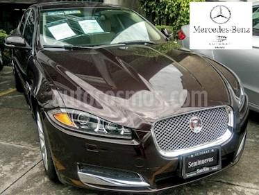 Foto venta Auto Seminuevo Jaguar XF Luxury 3.0L (2015) color Negro precio $470,000