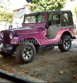 Foto venta Auto usado Jeep A.F.F. 4x4 (1957) color Violeta precio $180.000
