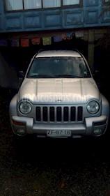 Jeep Cherokee Liberty 3.7 Sport usado (2002) color Gris precio $4.000.000