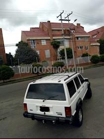 Foto venta Carro Usado Jeep Cherokee Classic  Auto 4x4- (1995) color Blanco precio $17.000.000