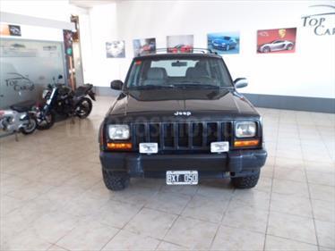 Foto venta Auto Usado Jeep Cherokee Classic 4.0 (1998) color Negro precio $180.000