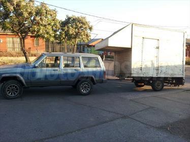 foto Jeep Cherokee Laredo