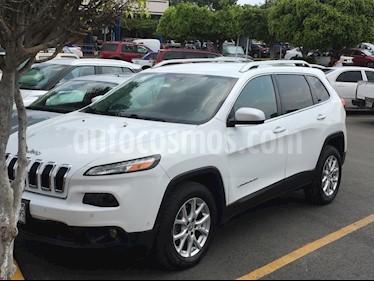 Foto venta Auto usado Jeep Cherokee Latitude (2015) color Blanco precio $285,000