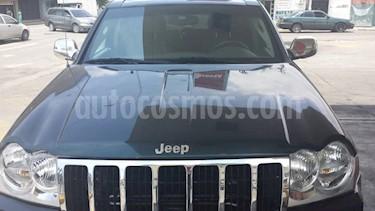 Foto venta carro usado Jeep Cherokee Limited 4x4 (2006) color Gris precio u$s3.500