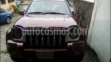 Foto venta carro usado Jeep Cherokee Limited 4x4 (2002) color Rojo precio BoF2.200