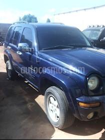 Foto venta carro usado Jeep Cherokee Limited 4x4 (2005) color Azul precio u$s2.500