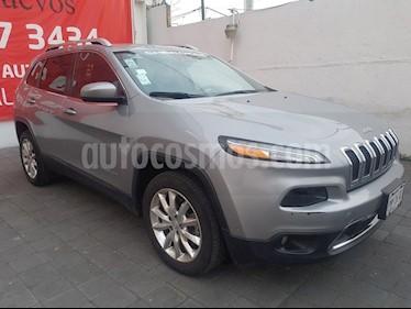 Foto venta Auto Seminuevo Jeep Cherokee Limited Premium (2015) color Granito precio $315,000