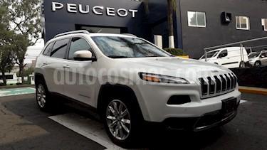 Foto venta Auto Seminuevo Jeep Cherokee Limited Premium (2017) color Blanco precio $449,900