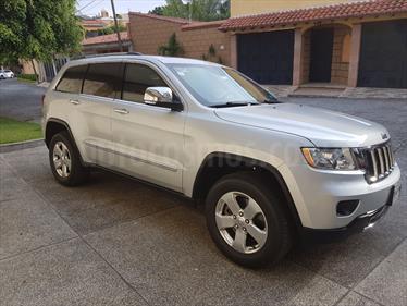 Foto venta Auto usado Jeep Cherokee Limited (2013) color Gris precio $720,000