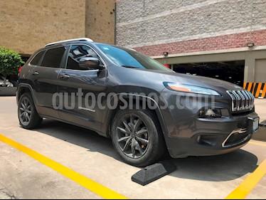 Foto venta Auto Seminuevo Jeep Cherokee Limited (2015) color Granito precio $310,000