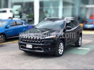Foto venta Auto Seminuevo Jeep Cherokee Limited (2014) color Negro precio $264,900