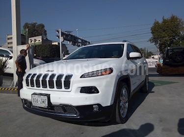 Foto venta Auto Seminuevo Jeep Cherokee Limited (2015) color Blanco precio $280,000