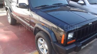 Foto venta Auto Usado Jeep Cherokee Sport 2.5 TD (1998) color Negro precio $210.000