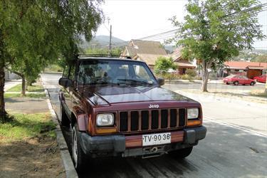 foto Jeep Cherokee Sport 4X4