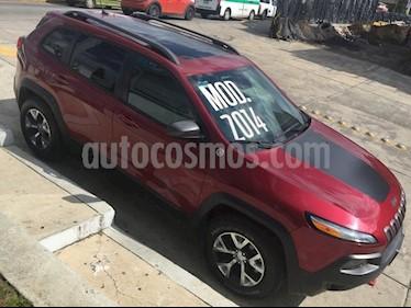 Foto venta Auto Seminuevo Jeep Cherokee TrailHawk (2014) precio $349,000