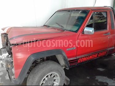 Foto venta carro Usado Jeep Comanche Pick-Up L6 4.0i (1989) color Rojo precio BoF900