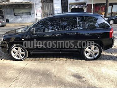 Foto venta Auto Usado Jeep Compass 2.4 4x4 Limited Aut (2015) color Negro precio $600.000