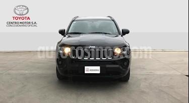 Foto venta Auto Usado Jeep Compass 2.4L 4x4 Sport (2014) color Negro precio $650.000