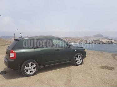 Foto venta Auto usado Jeep Compass  2.4L Longitude 4x4 Aut  (2010) color Verde precio u$s9,900