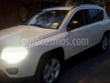 Foto venta Auto Usado Jeep Compass  2.4L Longitude 4x4 Aut  (2012) color Blanco precio u$s16,000