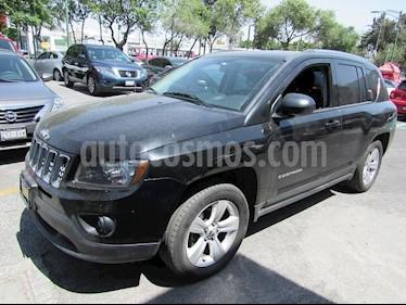 Foto venta Auto Usado Jeep Compass 4x2 Latitude Aut (2014) color Negro precio $228,000