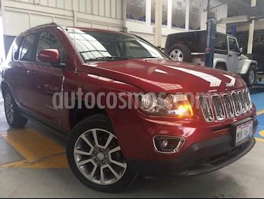Foto venta Auto Usado Jeep Compass 4x2 Limited Aut (2016) color Rojo precio $310,000