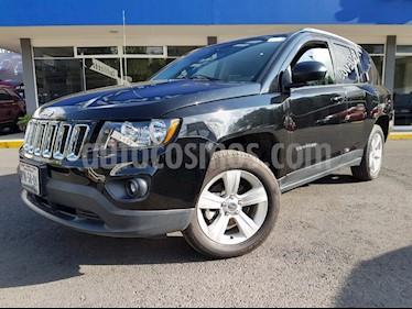 Foto venta Auto Usado Jeep Compass 4x2 Limited Aut (2016) color Negro precio $270,000
